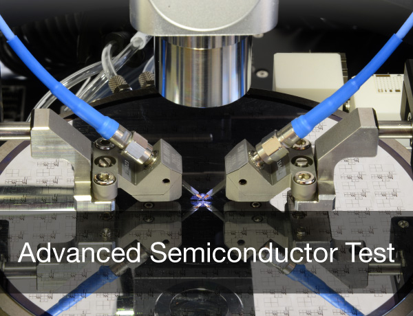Advanced Semiconductor Test - Probe Stations - Wafer Probing Station