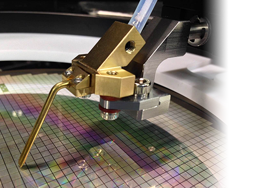 Semiconductor Wafer Prober - High Current Probe