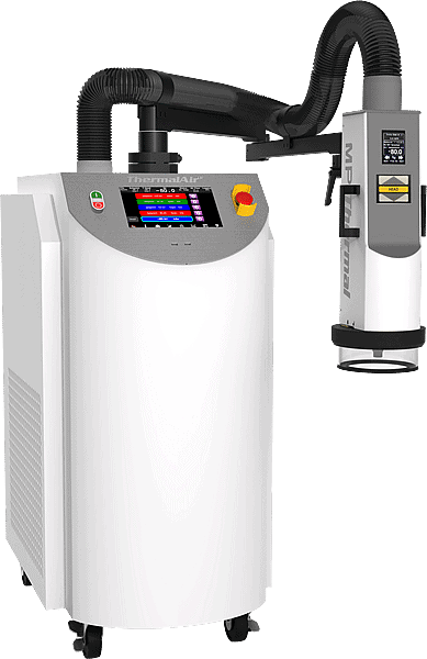Thermal Air Forcing System | Temperature Forcing System | Temperature Forcing Equipment