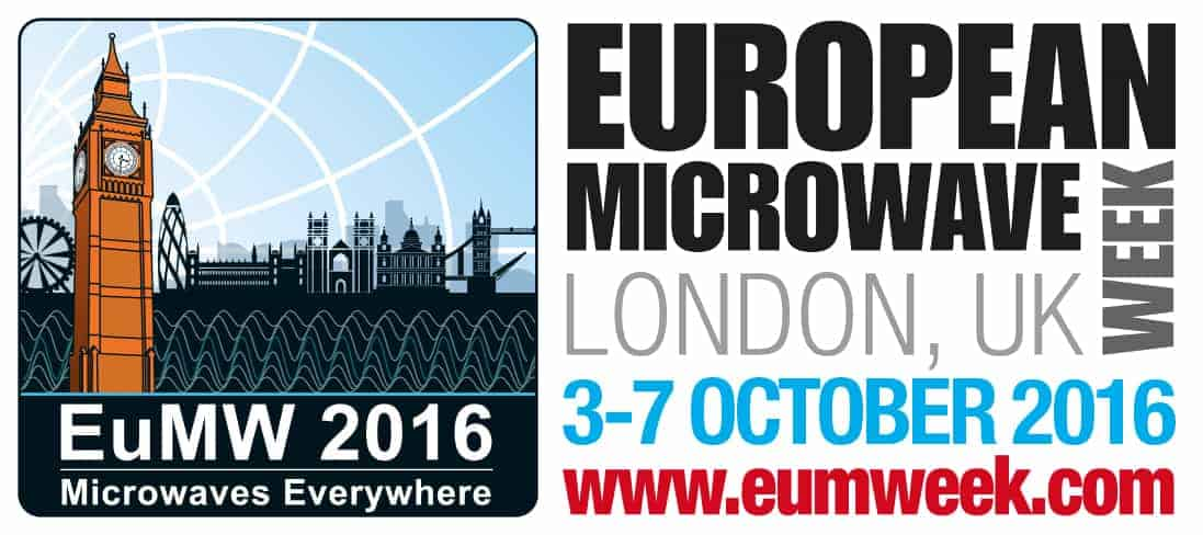 European Microwave Week 2016