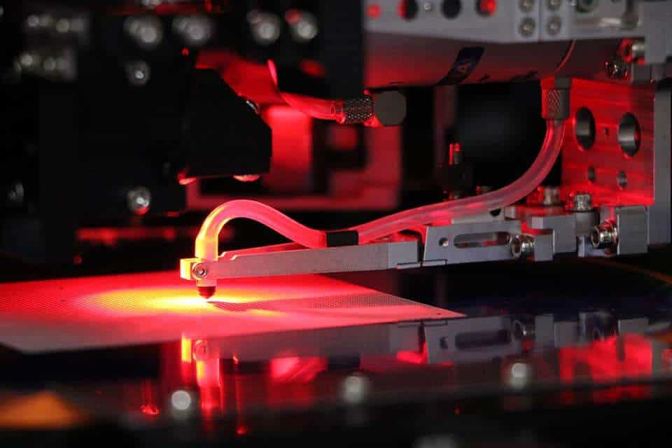High speed LED mapping sorter