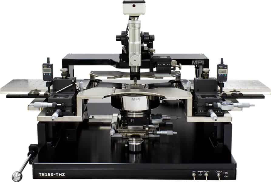 TS150-THZ Wafer Probe System | Wafer Probing System | 150mm Probe Station | 150mm Prober