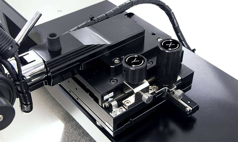 High Magnification Microscopes for RF