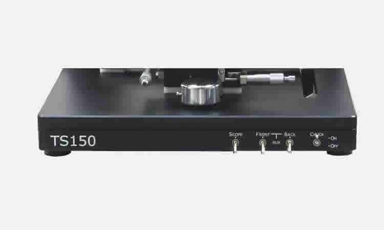 Probe to pad contact | Probe Systems | Manual Probe Systems | Manual Probe Stations | 150mm Probe Stations