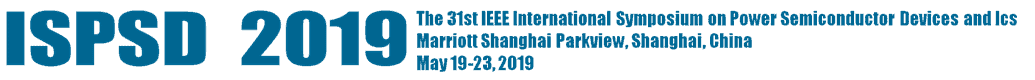 The 31st International Symposium on Power Semiconductor Devices and ICs (ISPSD)