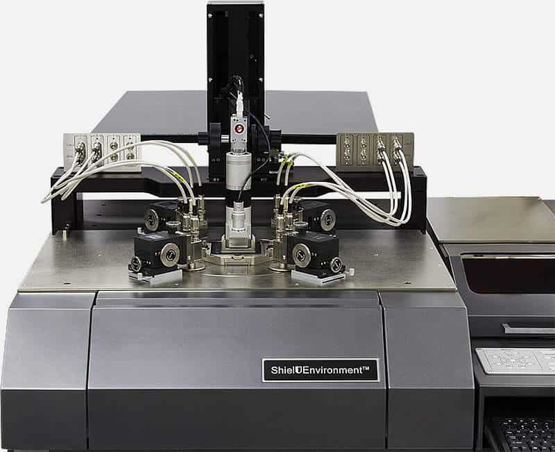 MPI ShielDEnvironment™ - Probe Platen with Positioner