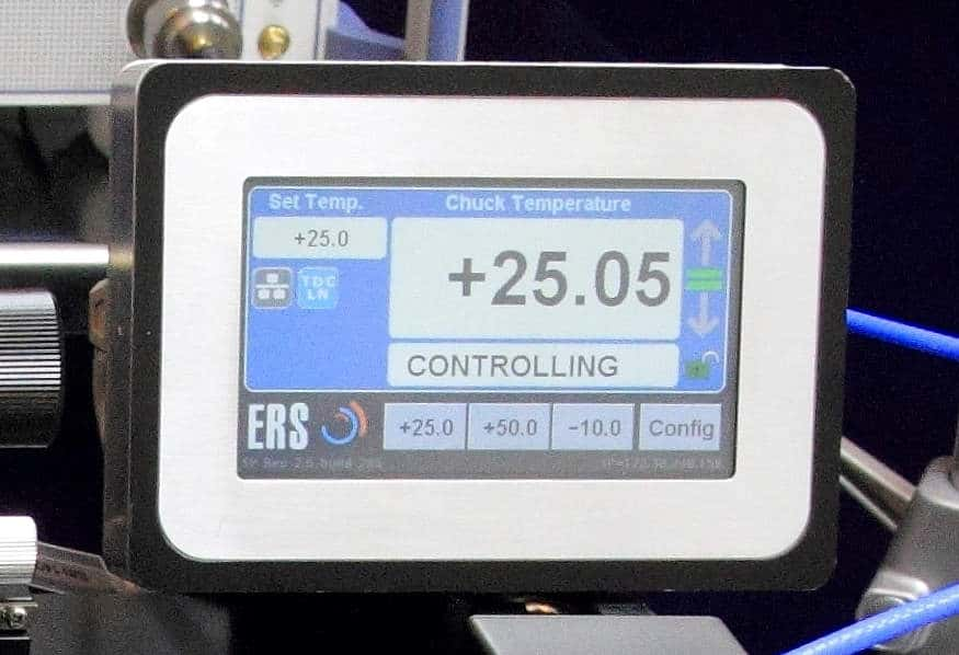 TS200-SE Probe Station Thermal Control Integration