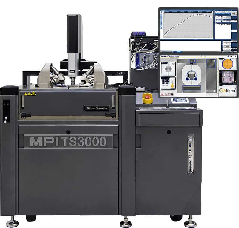 TS3000 for Silicon Photonics on Wafer Test